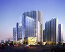 商务办公楼八建